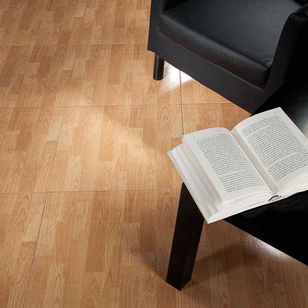 Pavimento 47×47 Cm Cerezo Serie Madera Cerezo Ref 16955610  ~ Precio Instalacion Parquet Leroy Merlin