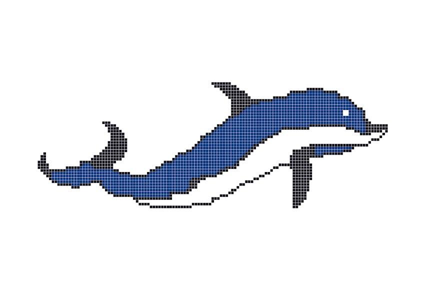 Decorado 333x133 cm cetacean serie gresite piscinas ref 14055321 leroy merlin - Gresite piscinas leroy merlin ...
