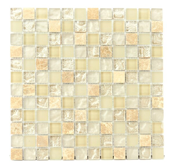 Malla 30 x 30 cm mosaico marr n serie internacional ref - Mosaico leroy merlin ...