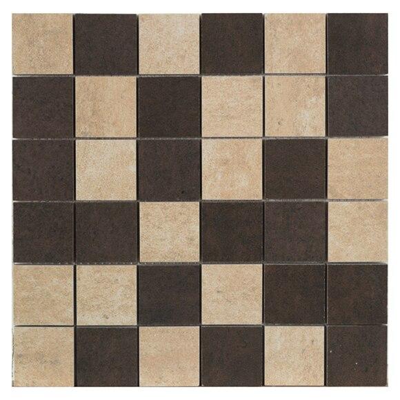 Mosaico 30x30 cm ivory multi serie terranova ref 16710806 - Mosaico leroy merlin ...