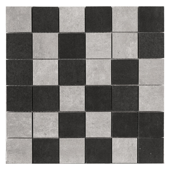 Mosaico 30x30 cm grey multi serie terranova ref 16710834 for Leroy merlin mosaico decorativo