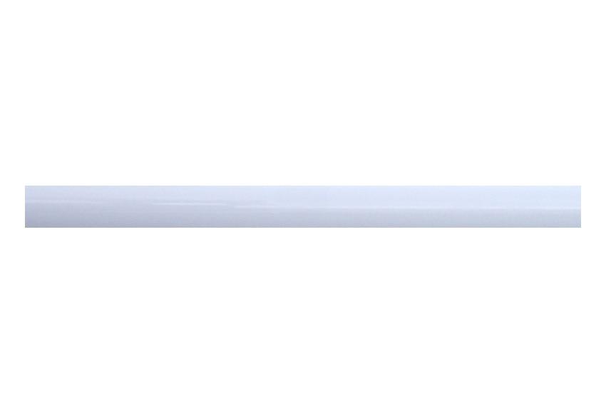 Moldura 5 x 20 cm blanca nieve serie molduras blancas ref - Leroy merlin molduras pared ...