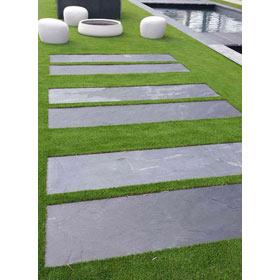 Piedra natural para exterior y terraza leroy merlin for Piedra natural para exterior