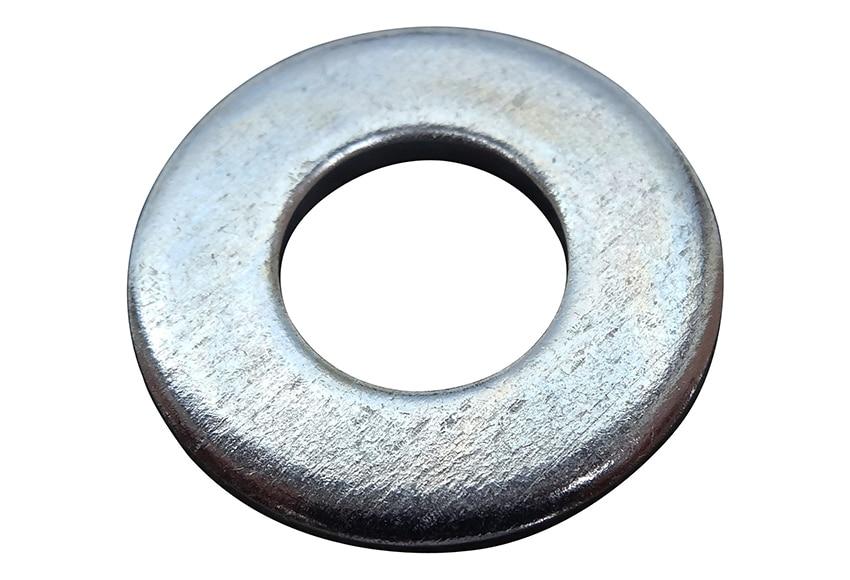 Paquete de 6 arandelas plana ancha acero zincado ref - Arandela de goma ...