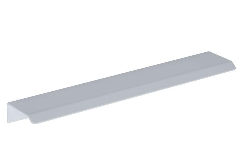 Tirador perfil lacado blanco serie funcional ref 15529752 - Perfil aluminio blanco ...