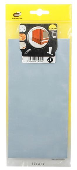 pat n standers ptfe adhesivo cuadrado gris ref 16838640 leroy merlin. Black Bedroom Furniture Sets. Home Design Ideas
