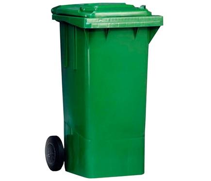 Cubo de basura dom stico ruedas ref 10762381 leroy merlin for Cubos de basura leroy merlin