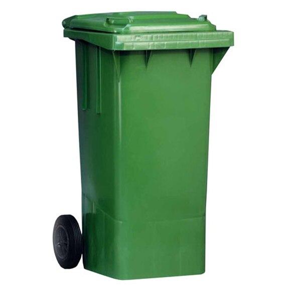 Cubo de basura dom stico ruedas ref 10762381 leroy merlin - Cubos de basura leroy merlin ...