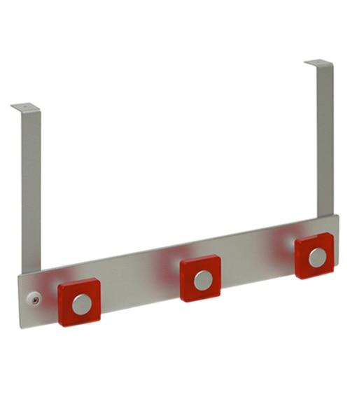 Adaptador para colgar aluminio 3 pomos ref 14192703 - Leroy merlin pomos ...