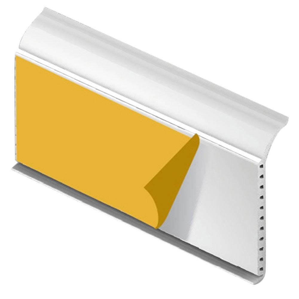perfil adhesivo pvc blanco ref 15206023 leroy merlin. Black Bedroom Furniture Sets. Home Design Ideas