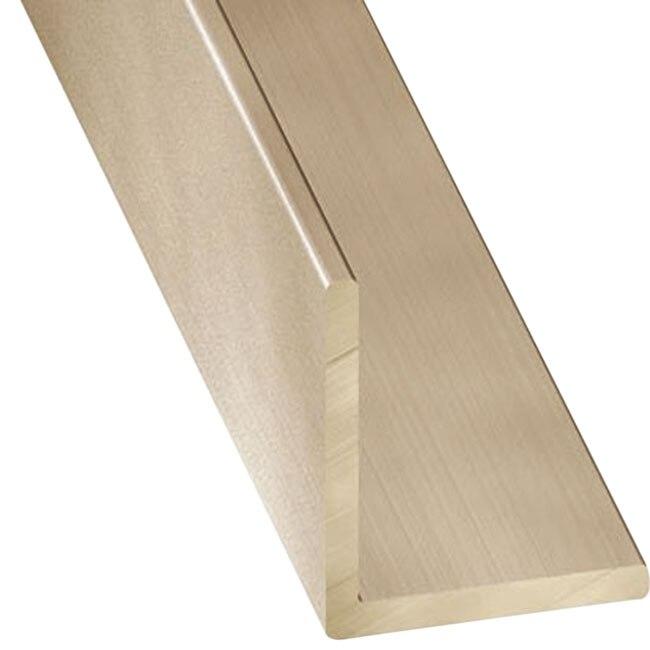 Perfil l aluminio leroy merlin beautiful cmo colocar los for Plancha aluminio leroy merlin