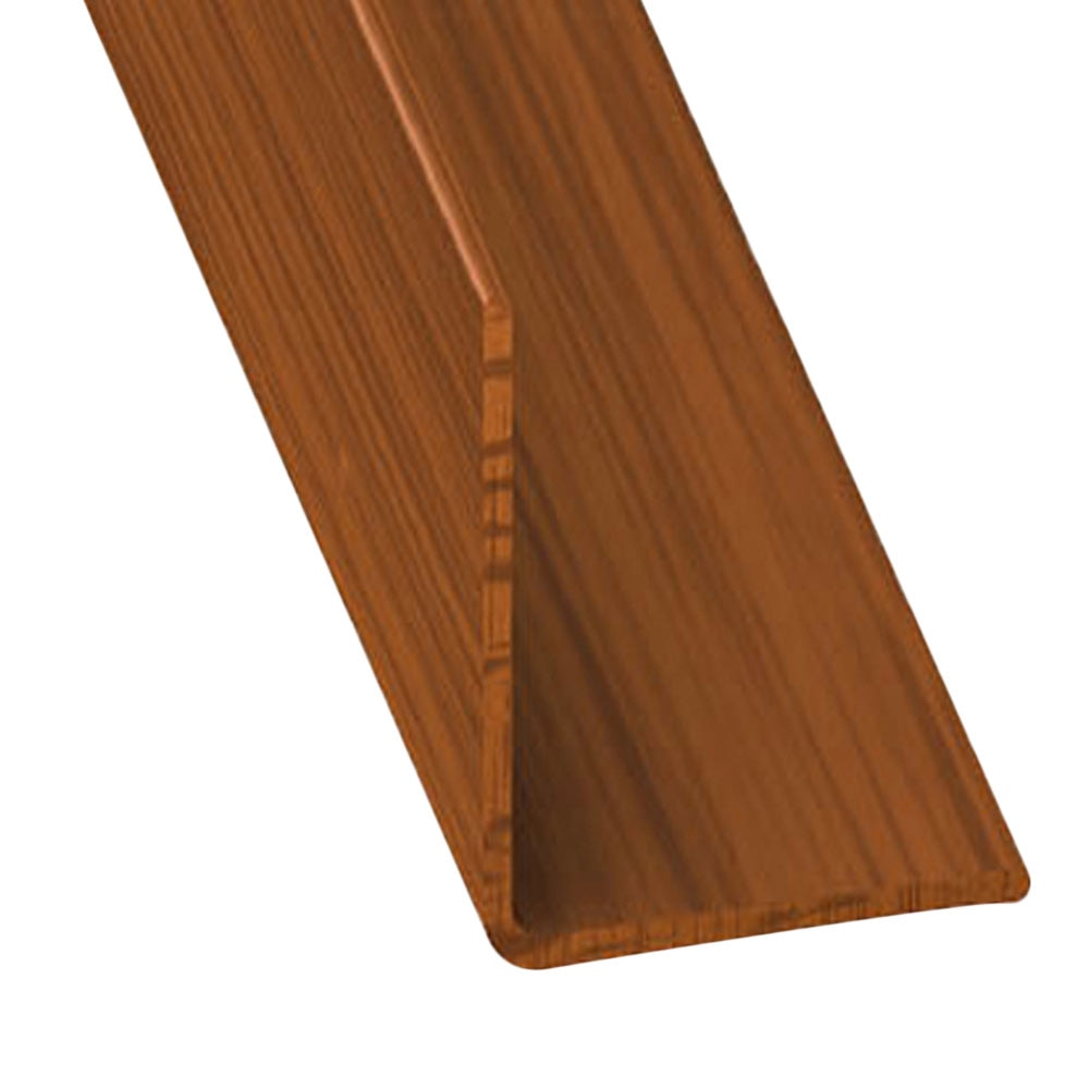 Ngulo pvc madera cerezo ref 13843011 leroy merlin - Angulos de madera ...