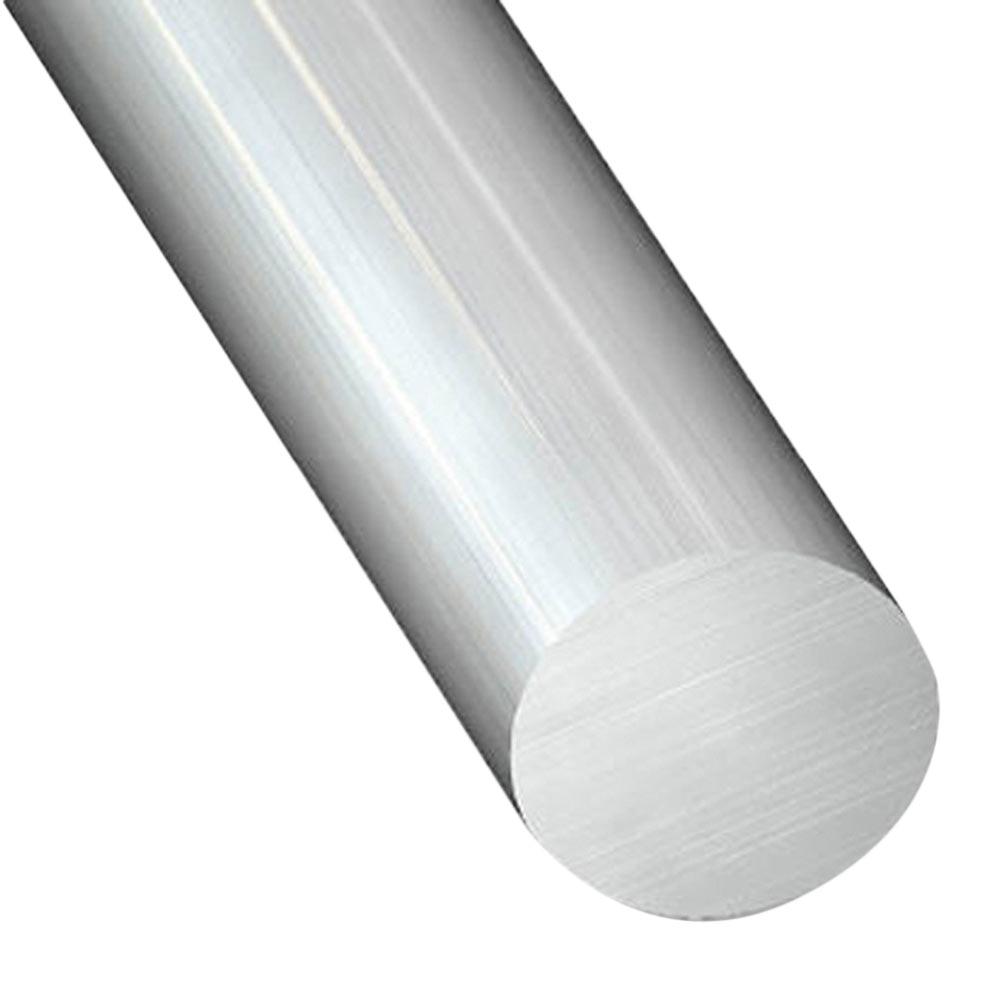 Varilla redonda aluminio bruto gris ref 703801 leroy merlin - Varillas fibra de vidrio ...