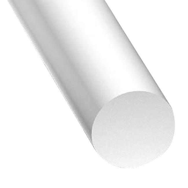 Varilla redonda fibra vidrio blanco ref 10211796 leroy merlin - Vidrio plastico transparente precio ...
