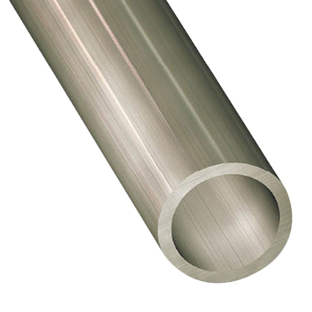 Tubo redondo acero inoxidable gris plata ref 13843823 - Tubos acero inoxidable ...