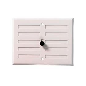 Airflow System Sobreponer blanco rectangular regulable 46e0b87e43ba