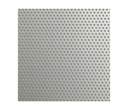 Chapa de aluminio anodizado perforado redondo ref - Chapa aluminio leroy merlin ...