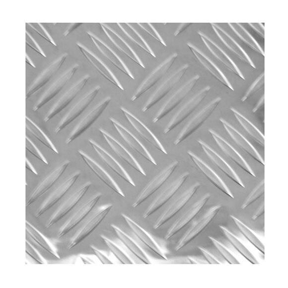 Chapa de aluminio bruto ajedrez ref 12715640 leroy merlin - Chapa aluminio leroy merlin ...