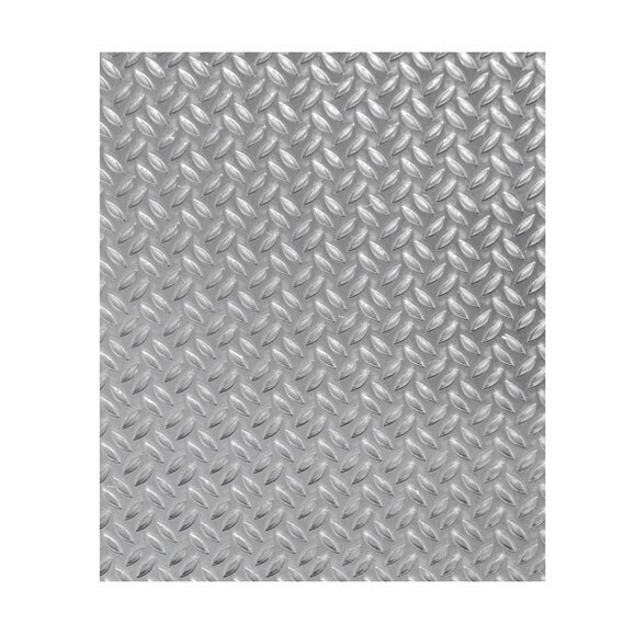 Chapa de aluminio bruto grano de arroz ref 10208282 - Chapa aluminio leroy merlin ...