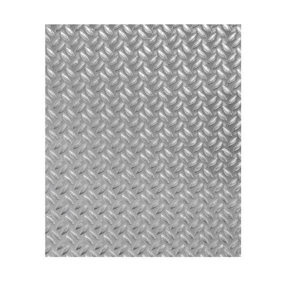 Chapa de aluminio bruto grano de arroz ref 10208506 - Chapa aluminio leroy merlin ...