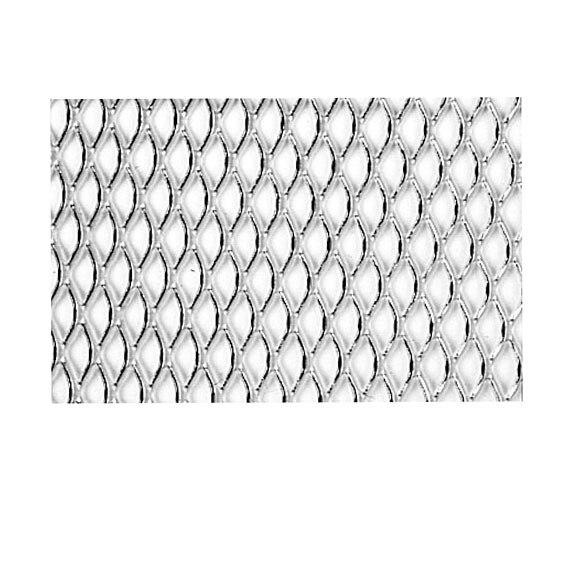 Chapa de aluminio bruto malla fino ref 12716102 leroy - Mallas de hierro ...