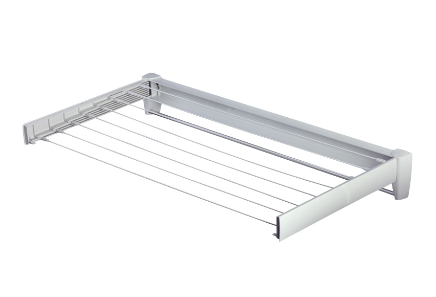 Tendedero de pared leifheit telegant plus 81 ref 11824596 - Tendederos de ropa plegables ...