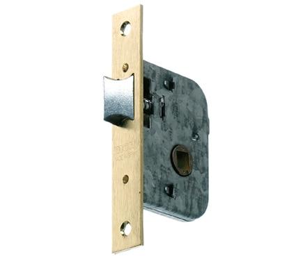 Cerradura para puerta de madera mcm 1510 latonado ref - Cerraduras puertas madera ...