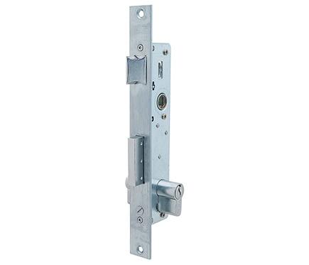 Cerradura para puerta de metal tesa 2210 2210d inoxidable ref 15778700 leroy merlin - Puertas metalicas leroy merlin ...