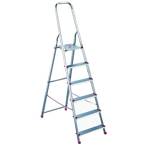 Escalera de tijera dom stica artub dom stica 6p ref for Escaleras domesticas plegables