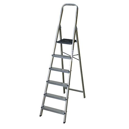escalera de tijera domstica altipesa aluminio p
