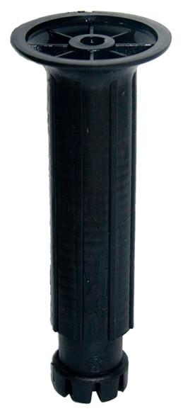 Juego de 4 patas graduables GRADUABLE Ref. 14892493 - Leroy Merlin