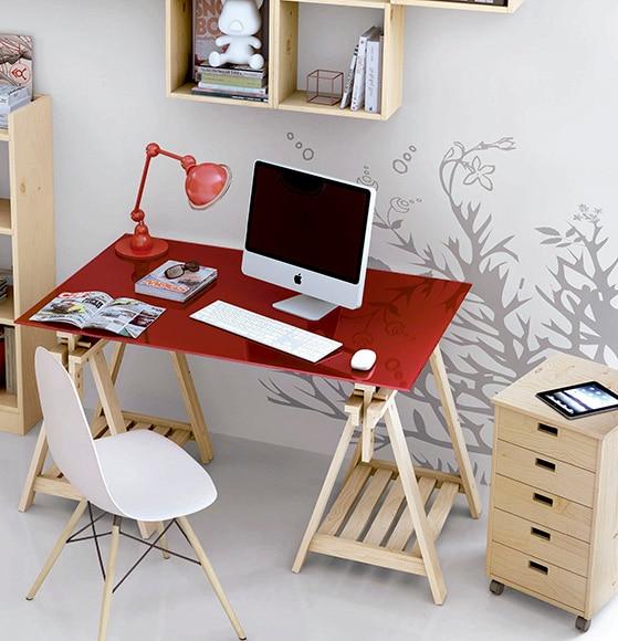 Caballete eliotis ref 12996571 leroy merlin - Sillas escritorio juvenil leroy merlin ...
