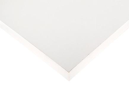Tablero de aglomerado blanco roto ref 81926700 leroy merlin - Tablero blanco ...