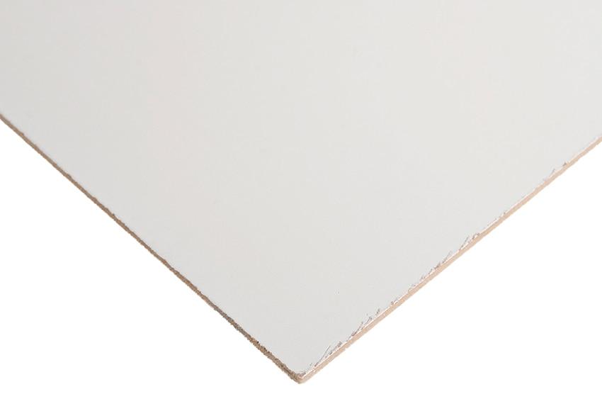 Trasera lacada blanca ref 438550 leroy merlin - Comodas blancas leroy merlin ...