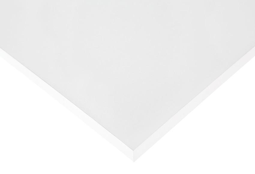 Tablero canteado 4 cantos melamina blanco ref 10336970 leroy merlin - Tablero blanco ...