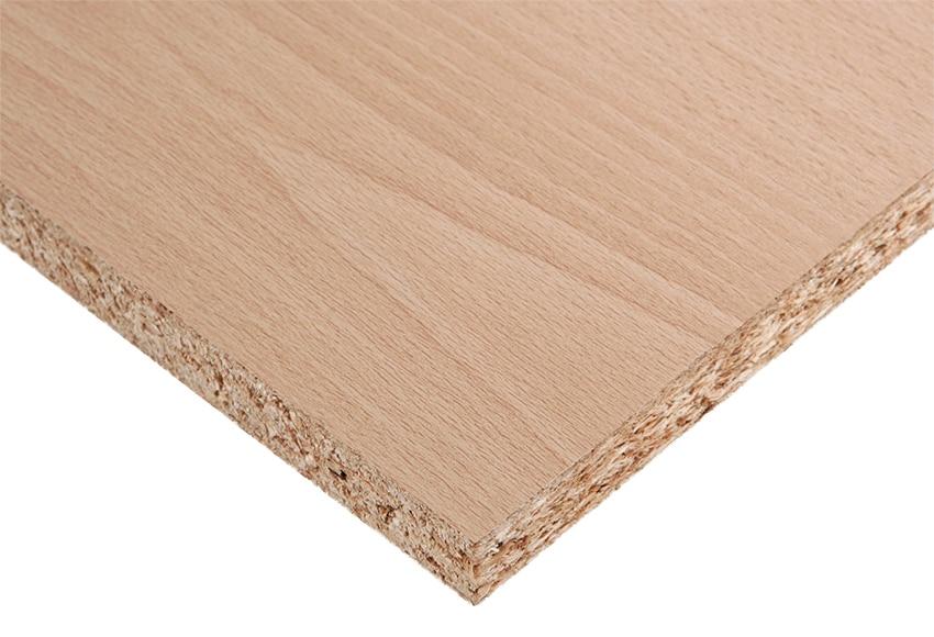 Tablero melamina madera natural venus melamina haya venus - Corte tableros a medida leroy merlin ...