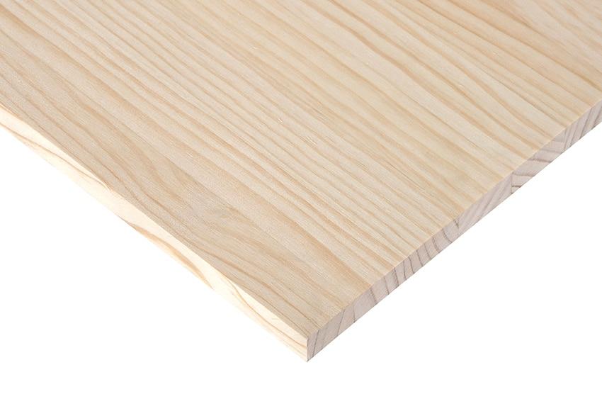 Tablero macizo de pino pino con nudos ref 11551652 for Tablero madera maciza