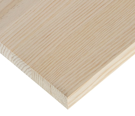 Tablero macizo de pino pino con nudos ref 12050752 - Tableros de madera de pino ...