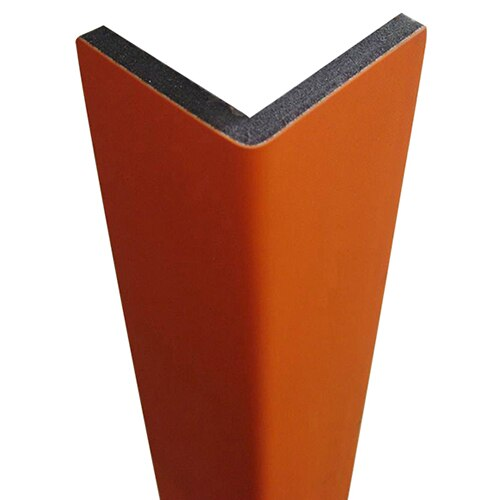 Protector de esquina naranja ref 13917694 leroy merlin - Protector esquinas pared ...