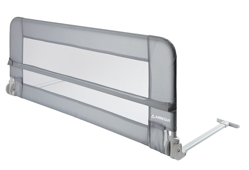 Barrera de cama gris ref 17474786 leroy merlin - Barreras escaleras ninos leroy merlin ...
