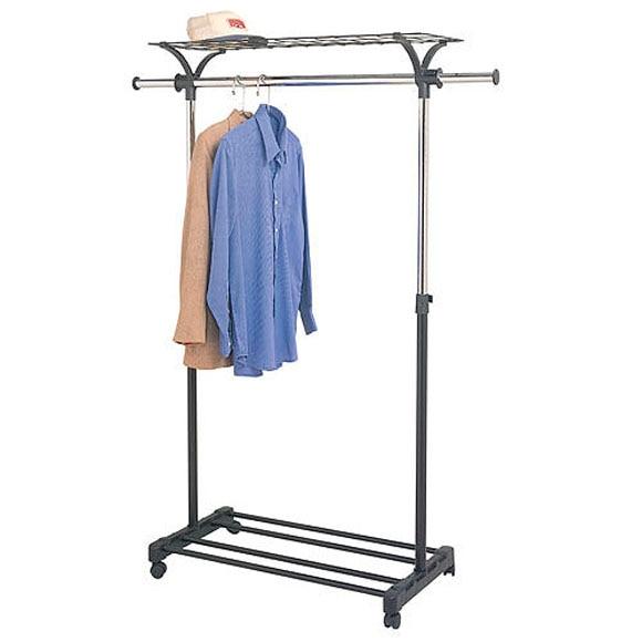 Perchero ref 13001205 leroy merlin - Percheros para colgar ropa ...