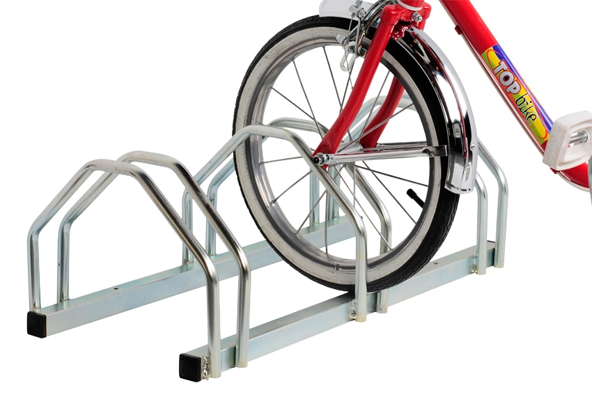 7ca89d5a1 3 ganchos en U Para bicicletas Ref. 14902034 - Leroy Merlin