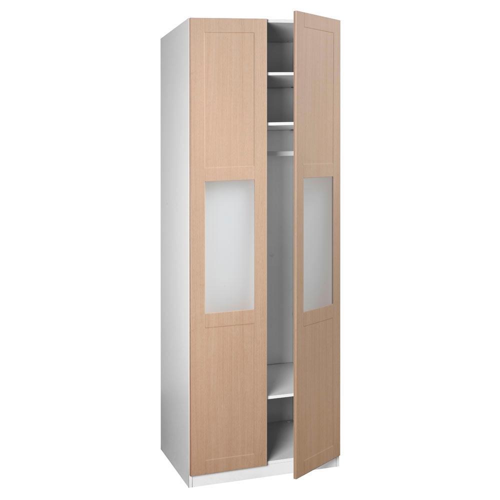 Puerta abatible spaceo picasso cristal ref 16319520 - Puerta cristal abatible ...