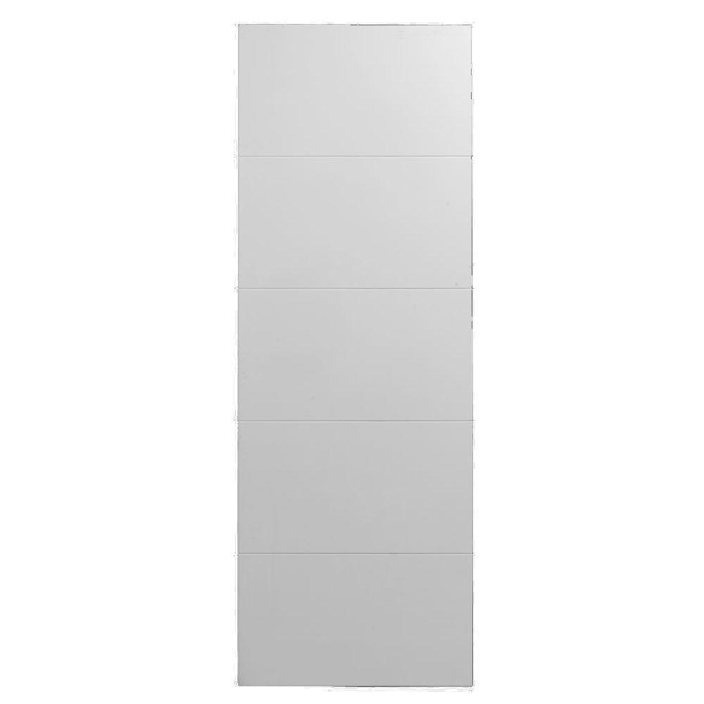 Puerta corredera de armario spaceo lucerna ref 16319800 - Armario 3 puertas correderas leroy merlin ...