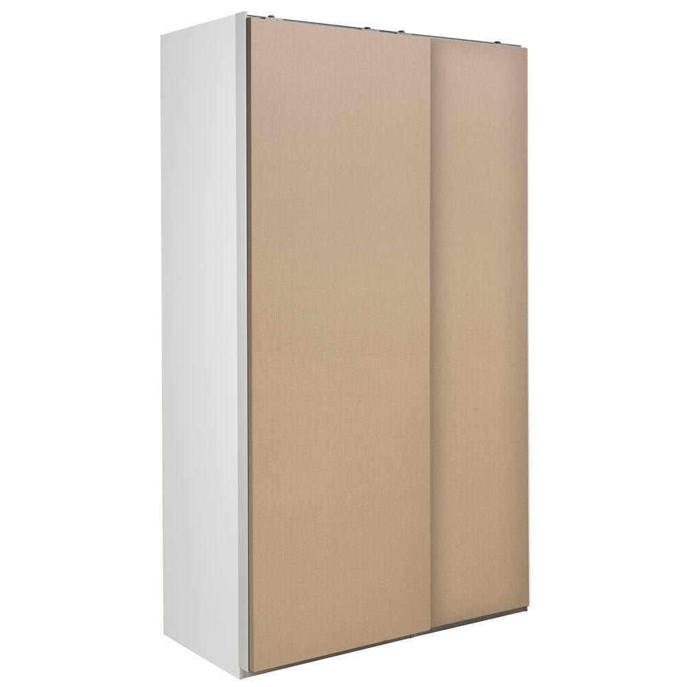Puerta corredera de armario spaceo manet ref 16318820 - Puertas correderas jardin leroy merlin ...