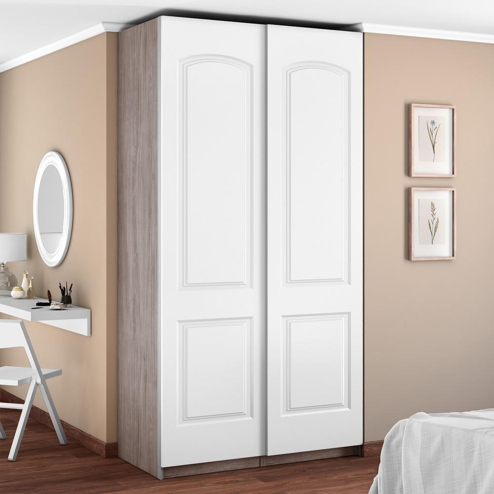 Puerta corredera de armario spaceo rembrandt ref 18676560 leroy merlin - Puertas correderas leroy merlin armarios ...