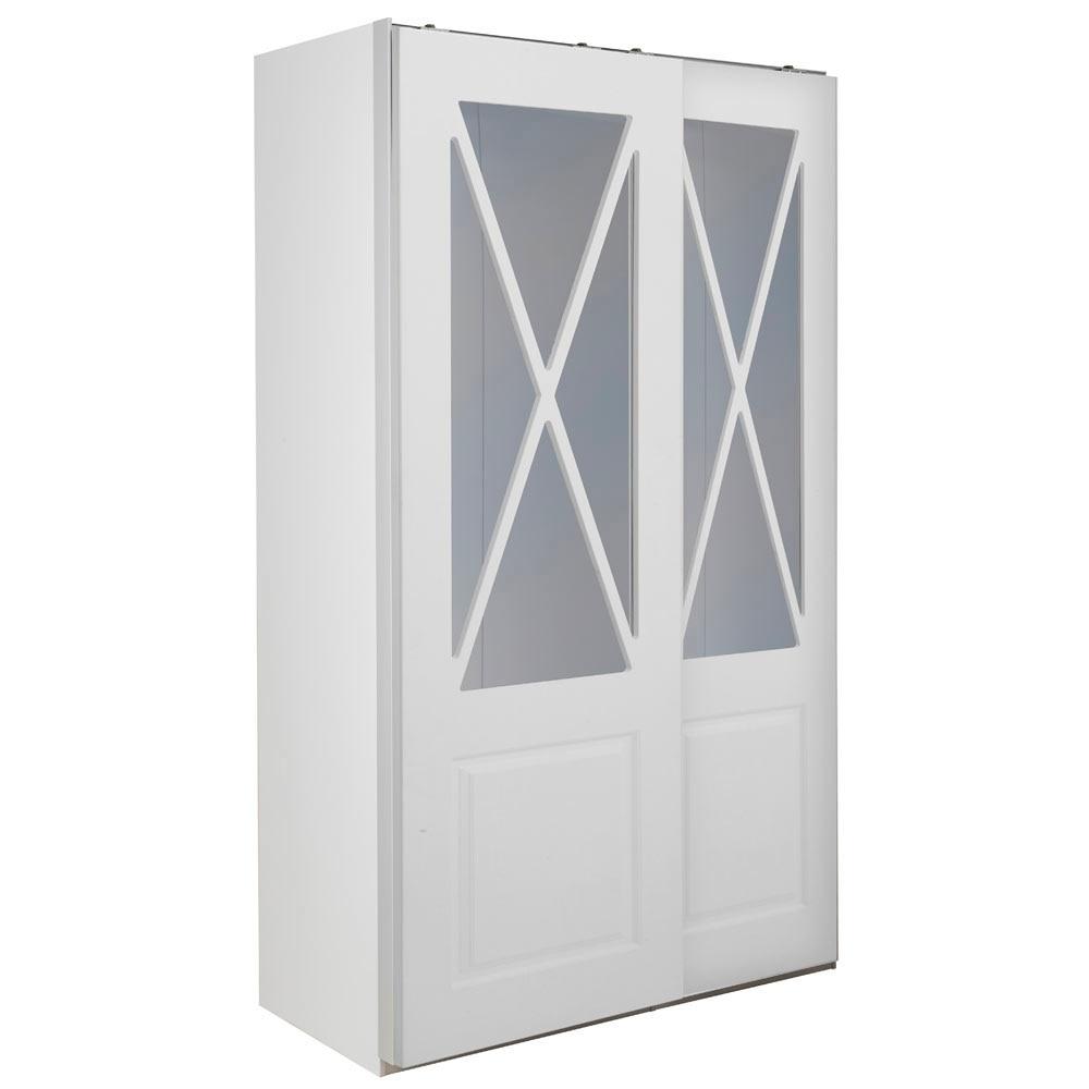 Puerta corredera de armario spaceo renoir ref 18677246 - Puertas correderas leroy merlin armarios ...