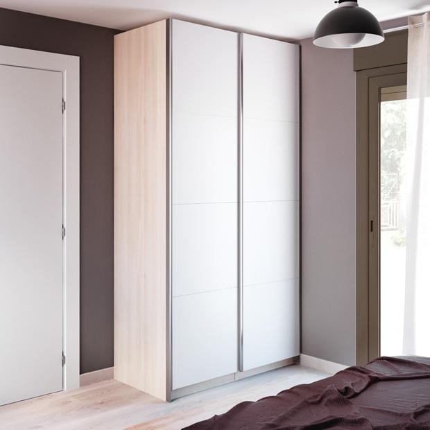 Puertas correderas de armario leroy merlin - Armario tela leroy merlin ...