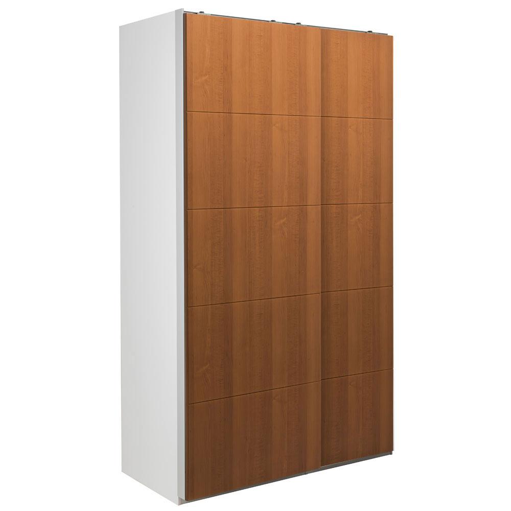 Puerta corredera de armario zurbar n ref 16319492 leroy - Puertas correderas jardin leroy merlin ...