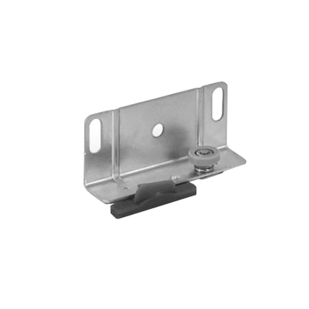 Kit de gu as apertura de 120 cm para 2 puertas correderas for Puertas correderas 60 cm